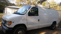 Picture of 2000 Ford E-350 STD Econoline Cargo Van, exterior, gallery_worthy