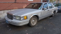 Picture of 1992 Lincoln Town Car Executive, exterior, gallery_worthy