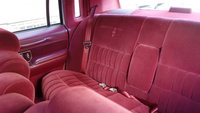 Picture of 1992 Lincoln Town Car Executive, interior, gallery_worthy