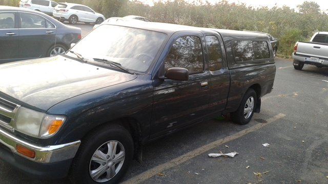 Picture of 1997 Toyota Tacoma 2 Dr STD Extended Cab SB