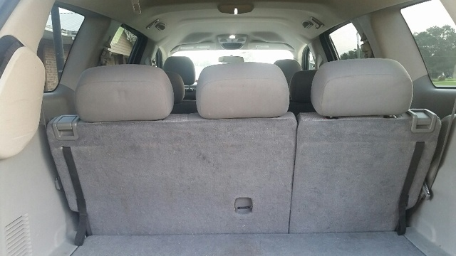 Picture of 2009 Chrysler Aspen Limited 4WD, interior, gallery_worthy