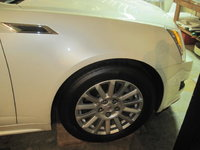 Picture of 2013 Cadillac CTS 3.0L Luxury AWD, exterior, gallery_worthy