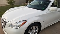 Picture of 2012 INFINITI M Hybrid Base, exterior, gallery_worthy