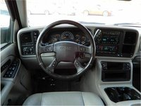 Picture of 2005 GMC Sierra 2500HD 4 Dr SLT 4WD Crew Cab SB HD, interior, gallery_worthy