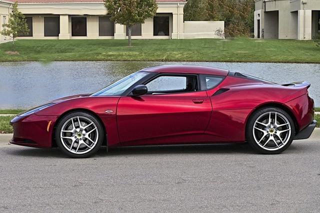 Picture of 2011 Lotus Evora Coupe