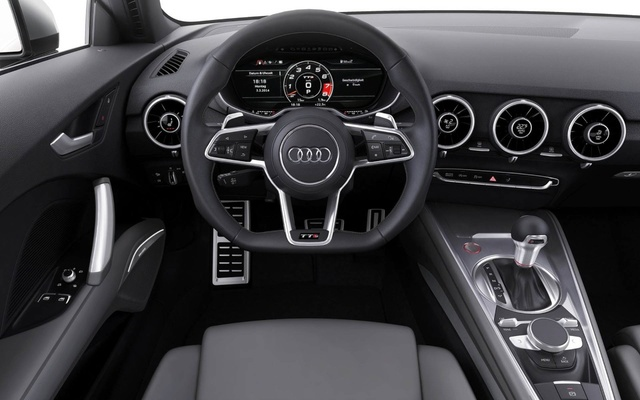 23+ Audi Interior 2018