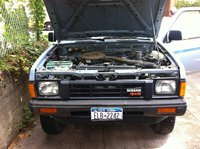 Picture of 1987 Nissan Truck E 4WD Standard Cab SB, exterior, gallery_worthy