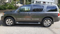 Picture of 2012 Nissan Armada Platinum, exterior, gallery_worthy