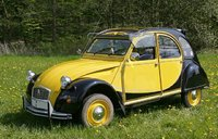 1982 Citroen 2CV Overview