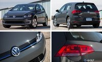 Picture of 2016 Volkswagen e-Golf SE, exterior, gallery_worthy