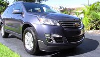 Picture of 2013 Chevrolet Traverse LS, exterior, gallery_worthy