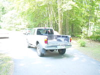 Picture of 2002 Mazda B-Series Truck 2dr Cab Plus B3000 4WD, exterior, gallery_worthy