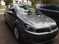 Picture of 2012 Volkswagen Golf TDI w/ Sunroof and Nav, exterior, gallery_worthy