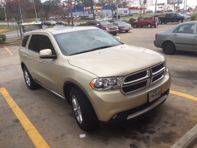 Picture of 2011 Dodge Durango Express