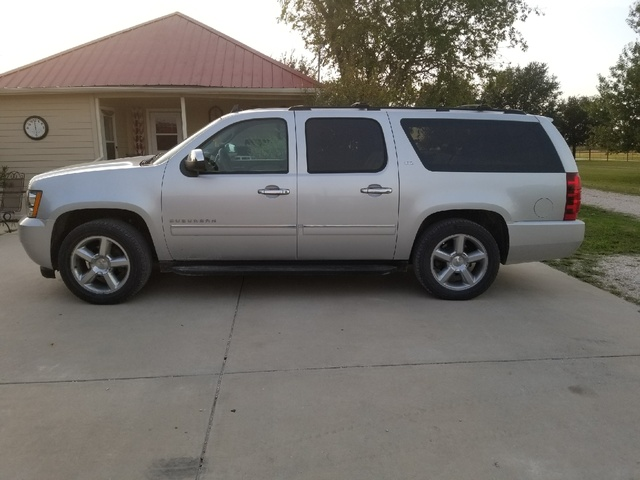 Picture of 2012 Chevrolet Suburban LTZ 1500