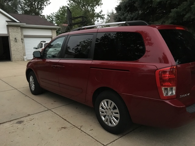 Picture of 2012 Kia Sedona LX, exterior, gallery_worthy
