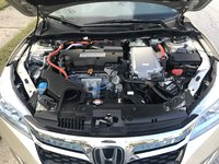 Picture of 2014 Honda Accord Plug-In Hybrid Base, engine, gallery_worthy