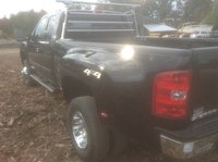 Picture of 2013 GMC Sierra 3500HD SLT Ext. Cab LB DRW 4WD, exterior, gallery_worthy