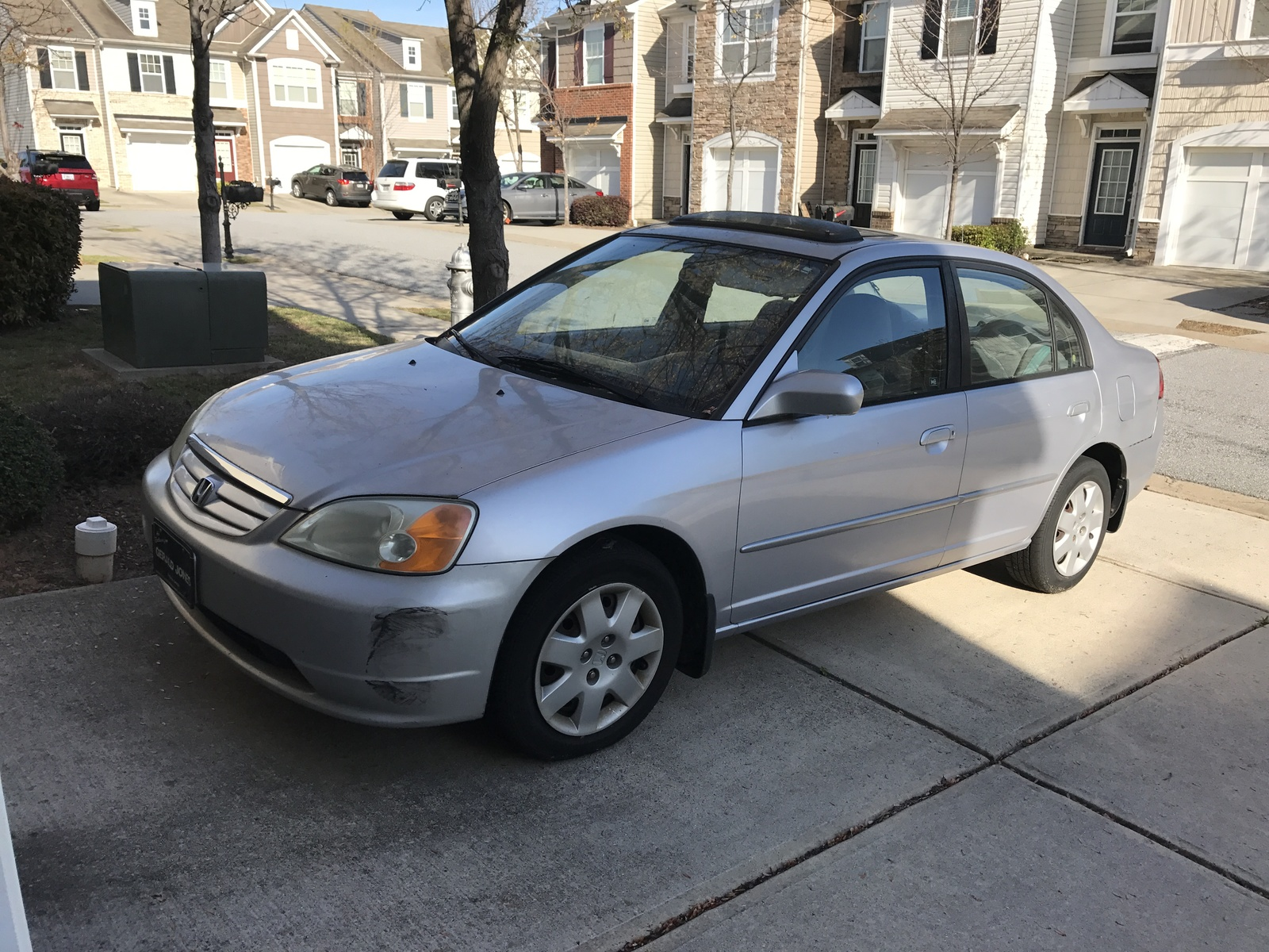honda civic questions i have a honda civic 2002 ex sedan with 200 000 miles but the care doe. Black Bedroom Furniture Sets. Home Design Ideas