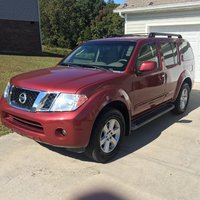 Picture of 2009 Nissan Pathfinder SE 4X4, exterior, gallery_worthy