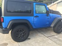Picture of 2016 Jeep Wrangler Willys Wheeler, exterior, gallery_worthy
