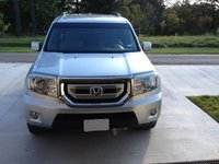 Picture of 2010 Honda Pilot EX, exterior, gallery_worthy