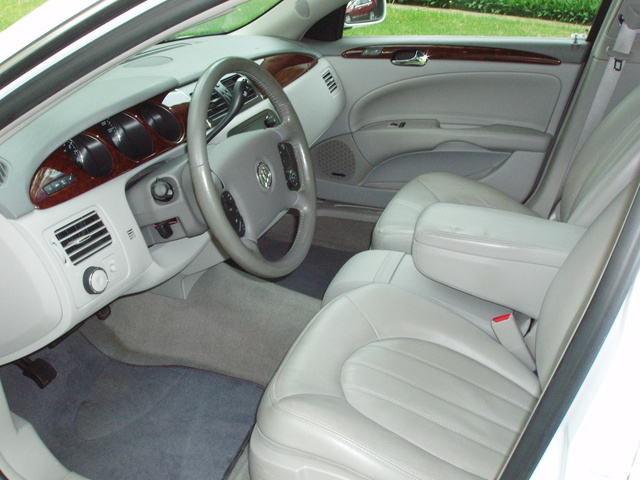 Buick Lucerne Cxl V Pic X