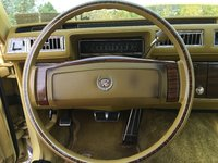 Picture of 1977 Cadillac Seville, interior, gallery_worthy