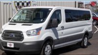 Picture of 2017 Ford Transit Passenger 350 XL 3dr LWB Low Roof Passenger Van w/60/40 Passenger Side Doors, exterior, gallery_worthy