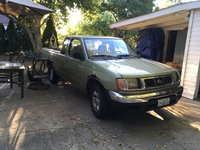 Picture of 1998 Nissan Frontier 2 Dr SE Extended Cab SB, exterior, gallery_worthy