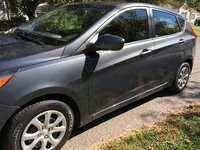 Picture of 2012 Hyundai Accent GS Hatchback, exterior, gallery_worthy