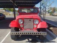 1981 Jeep CJ5 Overview
