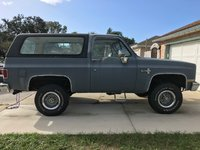 Picture of 1982 Chevrolet Blazer 2-Door 4WD, exterior, gallery_worthy