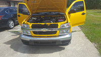 Picture of 2007 Chevrolet Colorado LT1 Extended Cab, engine, gallery_worthy
