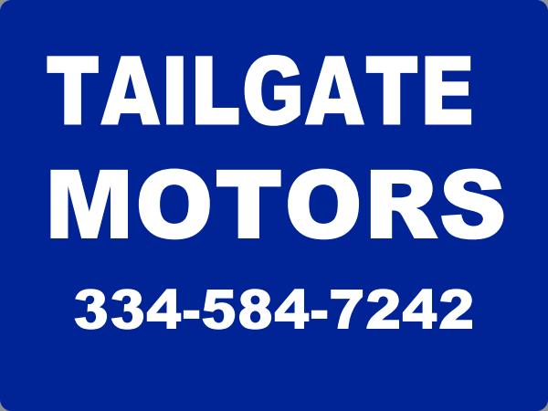 Tailgate motors llc ramer al read consumer reviews for Troy motors montgomery al