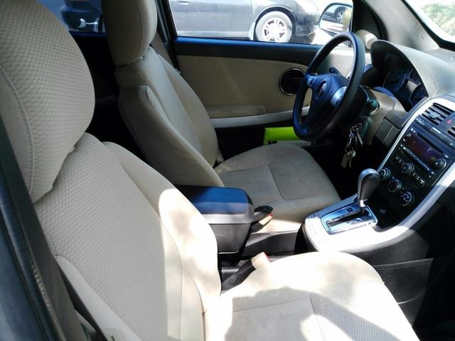 2007 Pontiac Torrent Interior Pictures Cargurus