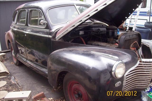 1941 Chevrolet Special Deluxe - Pictures - CarGurus