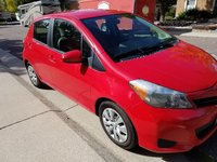 2013 Toyota Yaris Picture Gallery