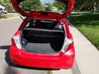 Picture of 2013 Toyota Yaris L, interior, gallery_worthy