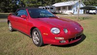 Picture of 1998 Toyota Celica GT Convertible, exterior, gallery_worthy