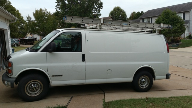 Picture of 1999 Chevrolet Express Cargo 3 Dr G3500 Cargo Van