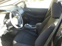 Picture of 2015 Nissan Leaf S, interior, gallery_worthy