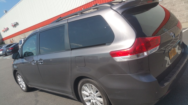 Picture of 2012 Toyota Sienna XLE 7-Passenger