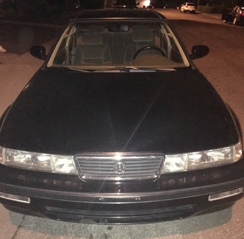 Picture of 1992 Acura Vigor LS FWD, exterior, gallery_worthy
