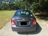 Picture of 2013 Chevrolet Sonic LS, exterior, gallery_worthy