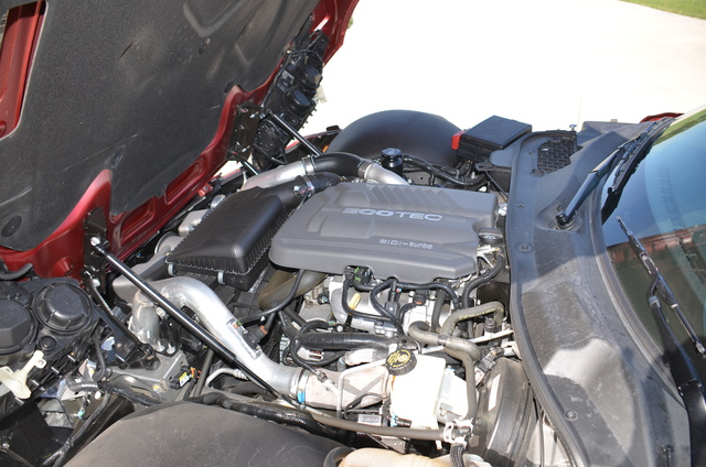 Picture of 2009 Saturn Sky Red Line Ruby Red Special Edition, engine, gallery_worthy