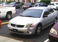 Picture of 2007 Mitsubishi Galant ES, exterior, gallery_worthy