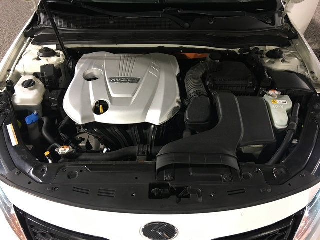 Picture of 2012 Kia Optima Hybrid EX, engine, gallery_worthy
