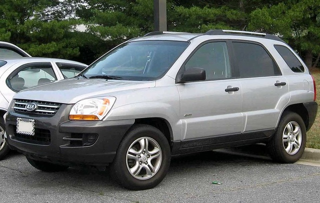 Picture of 2007 Kia Sportage EX 4X4