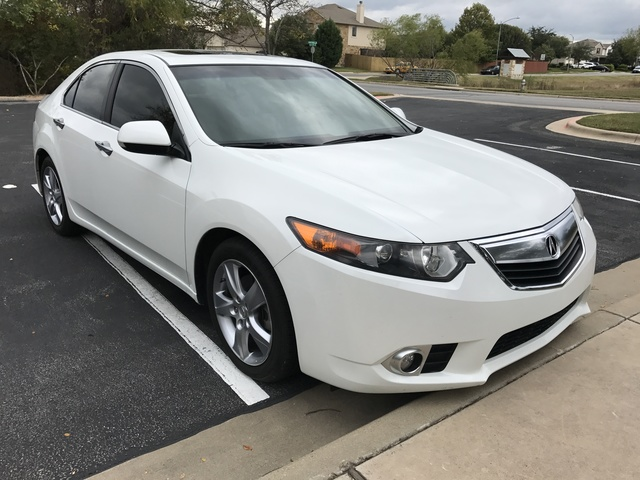 Picture of 2012 Acura TSX Sedan FWD with Technology Package